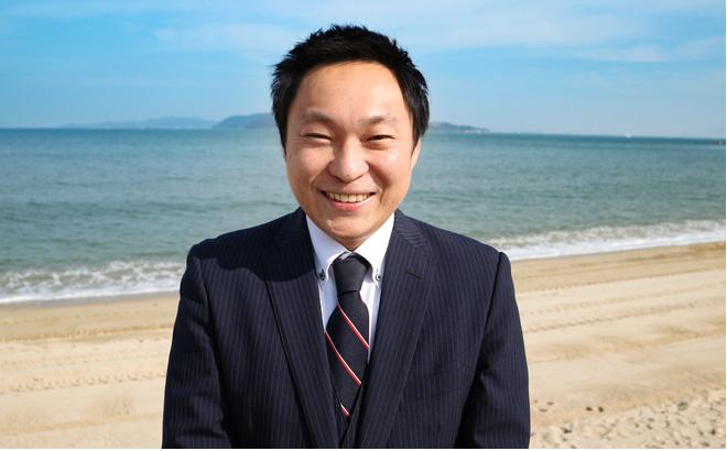 代表取締役 篠﨑 光彦